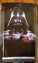 Star Wars Metal Darth Vader Mask Keychain NIB image 2