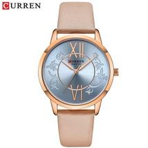 Watches Women 2019 CURREN Fashion Creative Analog Quartz Wrist Watch Reloj Mujer - $30.48