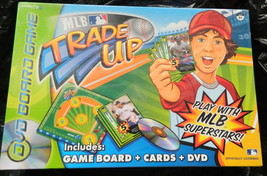 Mlb Trade Up Dvd Board Game-Sealed - $16.00