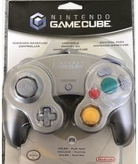 Nintendo Gamecube Controller Platinum Great Condition Fast Shipping - $39.93