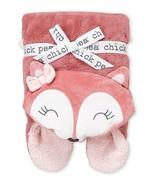 CHICK PEA (Newborn Girls) Fox Plush Mat - $34.99