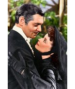 Gone With The Wind romantic Clark Gable Vivien Leigh embrace 18x24 Poster - $23.99
