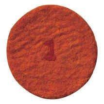 Tokyo Matcha Selection - Felt Coaster : 1 Orange [Standard ship by SAL: NO tr... - $7.90