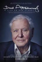 """David Attenborough A Life on Our Planet Poster Documentary Art Print 24x36"""" - $10.90+"""