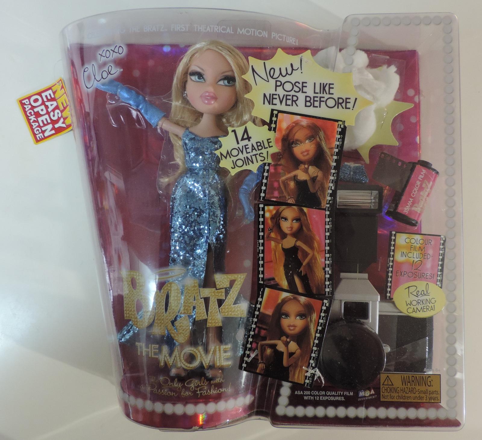 Bratz The Movie Cloe doll ( Barbie Monster High Liv Moxie ) - New