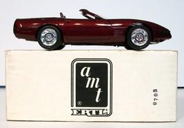 AMT ERTL DEALER PROMO MODEL 6689 - 1993 CORVETT... - $20.00