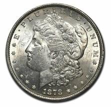 1878 7Tf Rev 79 Morgan Silver $1 Dollar Coin - $213.13