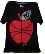 Nike nyc basketball apple t shirt whole thumbtall