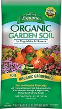 Espoma Company VFGS1 Organic Vegetable and Flower Soil - $24.81