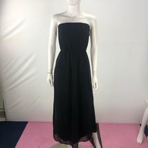 Forever 21 Women's Small Black Tube Long Dress - $23.74
