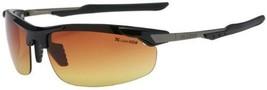 Sport Wrap Hd Driving Vision Sunglasses Orange Lens High Definition Glasses B - $7.99