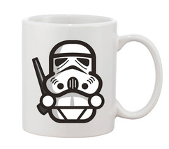 Cute Star Wars Characters Mugs Cups Mugs & Funny Gift for Coffee Lovers Mug - $16.50