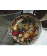Block Country Orchard round platter 1 available - $28.61