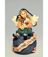 Boyds Bears Folkstone: Laverne ... On Strike - 25689 - Holiday Ornament - $18.80