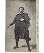 1922 Velazquez Pablillos de Valladolid Bufon del Rey Filipe  Post Card - $3.14