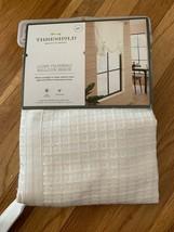 "42""x63"" Honeycomb Light Filtering Balloon Window Shade Off White Threshold NEW - $9.49"