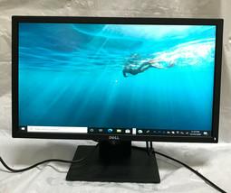 "Dell E2418HN 24"" LED-Backlit LCD Monitor - 1920 x 1080 FHD Display - Black - $118.80"