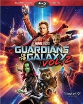 Guardians of the Galaxy 2 [Blu-ray/DVD+Digital]