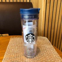 Starbucks Korea 2018 Summer Iconic Healing Tumbler 473ml 16oz Limited Edition - $29.81