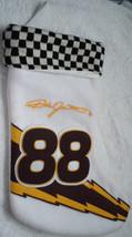 Dale Earnhart Jr #88 NASCAR Christmas Stocking - $5.99