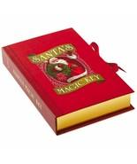 Hallmark Christmas in Evergreen Santa's Magic Key Metal Letters to Santa... - $19.79