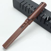 Lamy Safari Brown Color Fountain Pen EF nib + Roller Ball Pen  for choose - $13.09+