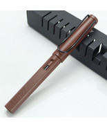 Lamy Safari Brown Color Fountain Pen EF nib + Roller Ball Pen  for choose - $13.09+