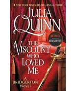 The Viscount Who Loved Me   -  by Julia Quinn  -  Brand New - $19.95
