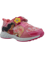 NEW NWT Girls Disney Junior Elena of Avalor Sneakers Size 7 8 9 10 11 or 12 - $17.99