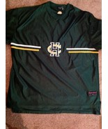 Sportex Monteal Crusaders Canada Hockey Jersey Green CH 14 - $29.70