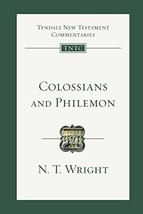 Colossians and Philemon (Tyndale New Testament Commentaries, Volume 12) ... - $10.32