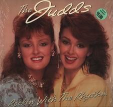The Judds Rockin' With The Rhythm Vinyl Record Album - $12.99