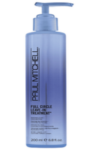 John Paul Mitchell Systems  Curls Full Circle Leave-In Treatment 6.8oz