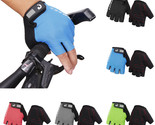 Sports Racing Cycling Motorcycle MTB Bike Bicycle Half Finger Gloves Mitts NEW