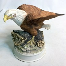 Vintage Birds In Flight EAGLE Americana Collection Limited Series Royal ... - $18.67