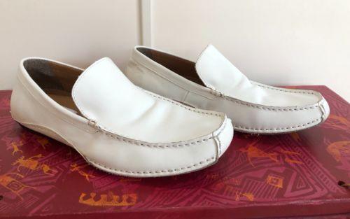 da4ca0d0169 Steve Madden Men s  P-Nevell  WHITE Leather and 50 similar items