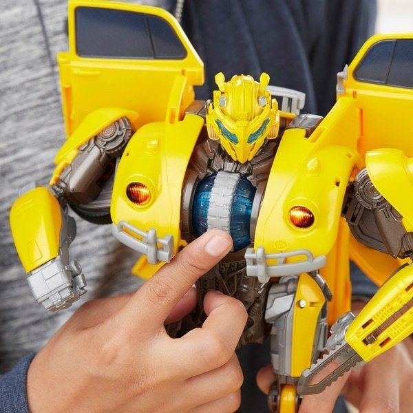 Transformers: Bumblebee - Power Charge Bumblebee