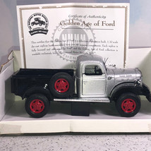 NATIONAL MOTOR MUSEUM MINT diecast model truck Golden age Ford Power Wag... - $44.55