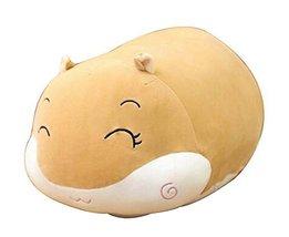 [Hamster-3] Lovely Hand Warmer Nap Pillow Desk Pillow Travel Pillow Plus... - £24.77 GBP