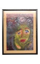 Handmade Home and Office Dcor Wall Hanging Oil Painting - $147.90