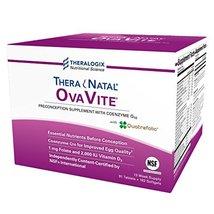 TheraNatal OvaVite Preconception Prenatal Vitamins 91 Day Supply image 4