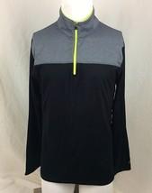 American Eagle Outfitters Mens Pullover Shirt Jacket Medium Black Gray 1... - $187,80 MXN