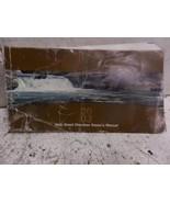 CHERGRAND 2003 Owners Manual 215877 - $34.65