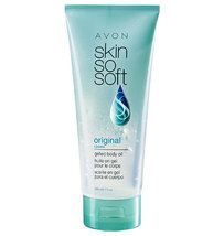 Avon Skin So Soft Original Gelled Body Oil with Jojoba Oil - $2.89
