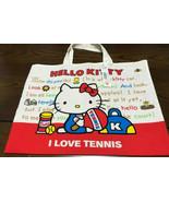 Hello Kitty Bag Old Kitty SANRIO Red White Cute Rare - $56.10