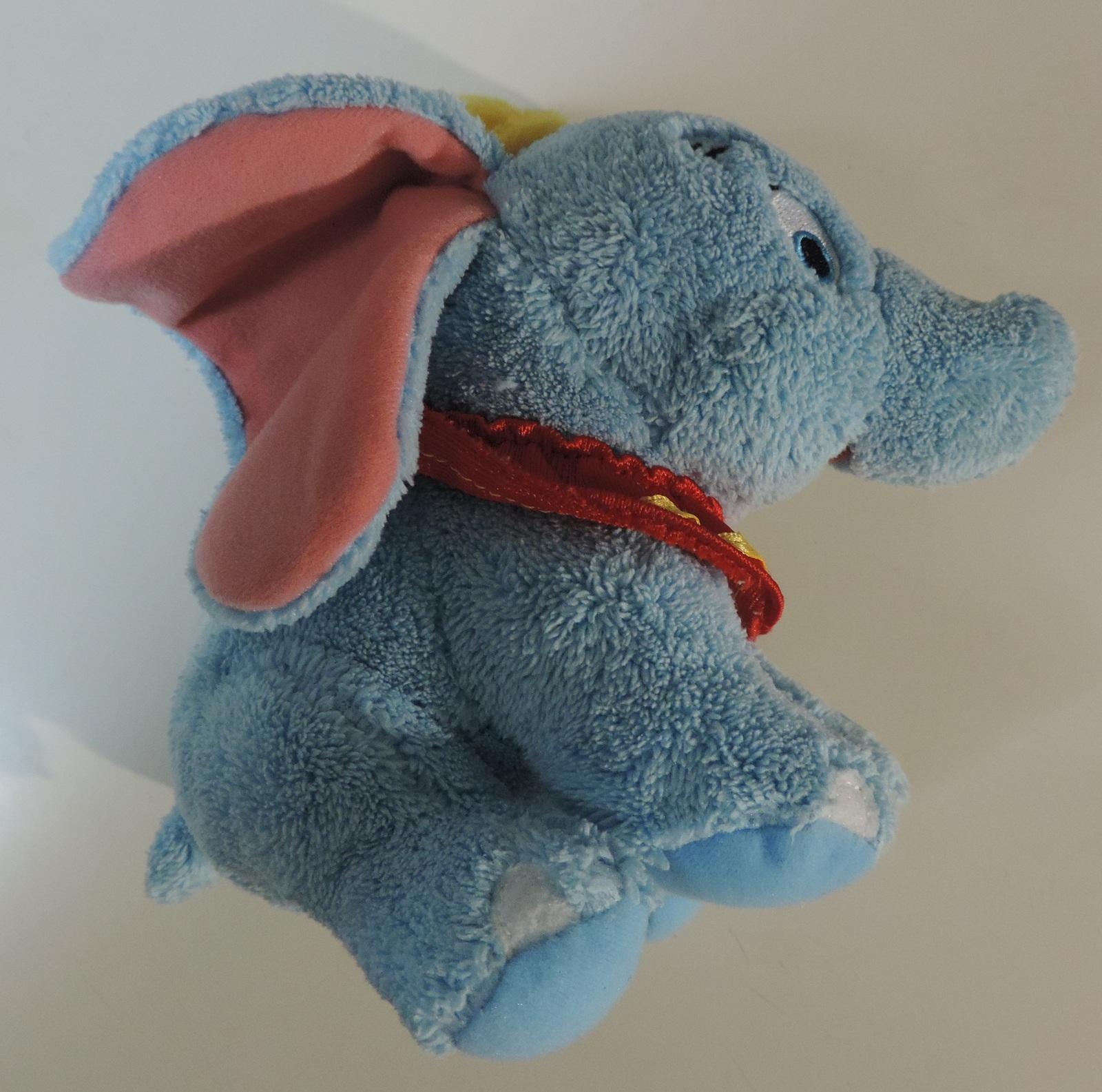 Disney Dumbo 6 inch plush elephant - Like New