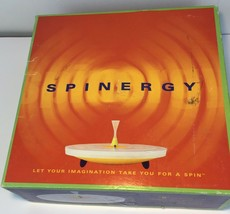 Gnu Games SPINERGY Board Game Writing Prompts Imagination game - $27.49