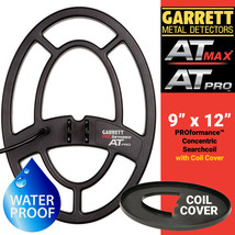 """Garrett 9"""" x 12"""" Concentric Submersible Searchcoil For AT PRO, AT MAX + ... - $131.65"""