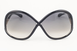 Tom Ford Ivanna Black / Gray Gradient Sunglasses TF372 01B image 2