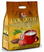 DXN Cocozhi Bag Cocoa Drink  Ganoderma Extract Healthy Drinks 30g X 10 P... - $165.90